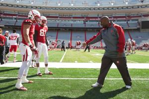 Energetic Williams demands precision from depleted Husker receiving corps