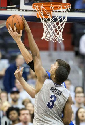 Notes: Georgetown's shooting is different tale in two games