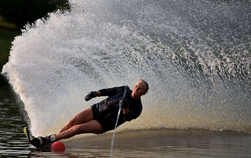 Competition Waves Just Right For Water Skiing Omaha Com