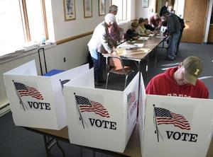 Funding of Iowa's voting probe is under scrutiny