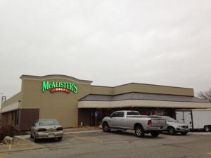 McAlister's Deli now open on West Center