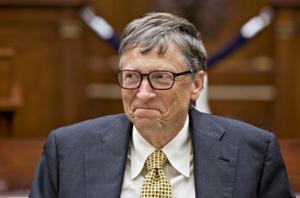 Microsoft slumps after Mulally repeats 'no change'