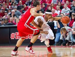 Sources: Husker guard Deverell Biggs dismissed from team