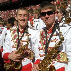 Kelly: NU bandmates will be 'Huskers for life'