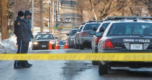 Man shot by Omaha police had made threats