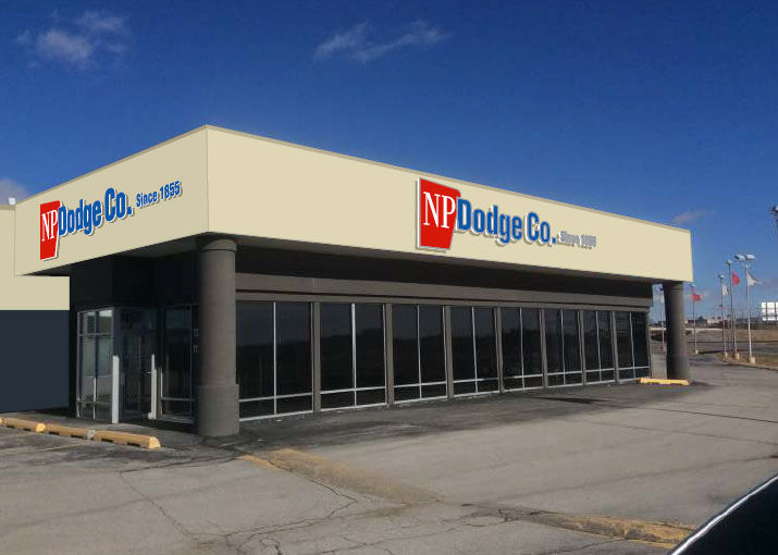 Np Dodge Plans Another Office Along Busy Corridor After