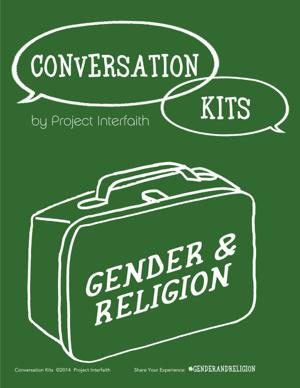 Project Interfaith's interactive kits will get people talking