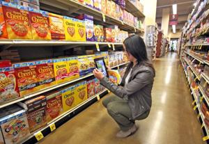 Virtual reality to refine the shopping experience