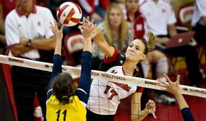 Huskers eager to see where they stand playing in the sand