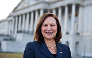 'The gridlock isn't as bad as it's made out to be,' says freshman Sen. Deb Fischer
