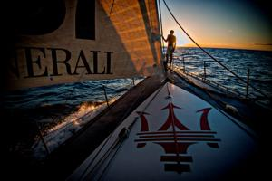 How did this Nebraskan wind up a sailing photographer? It's a story of grit and patience