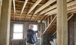 Norfolk man restoring Johnny Carson's childhood home