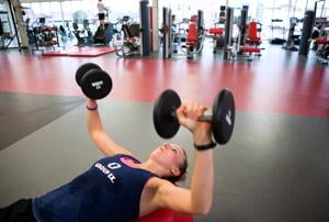 Military personnel can use UNO gym for free throughout holidays