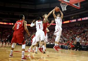 Husker freshman Nathan Hawkins goes from DNP to A-OK