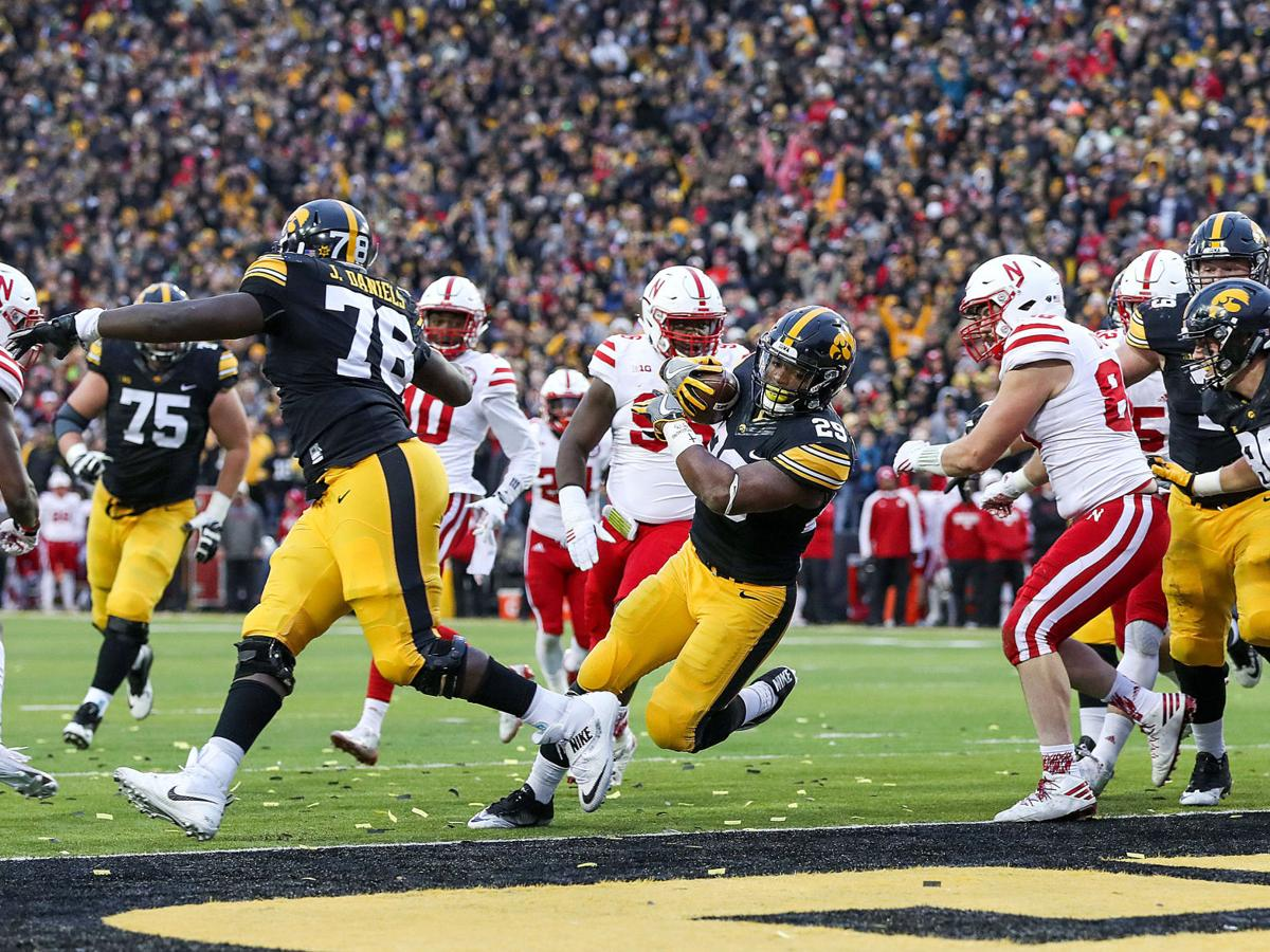Chatelain: Black Friday loss to Iowa leaves stain on Huskers' turnaround season
