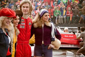 Film review: Ron Howard's 'Rush' goes full throttle