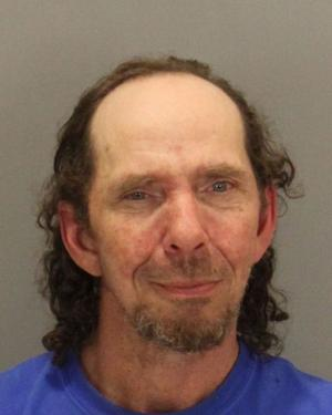 Man arrested in burglary case