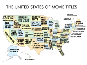 Infographic: The United States of Movie Titles