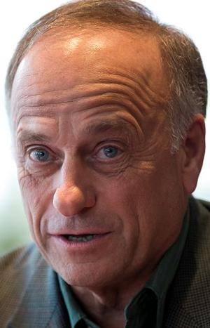 Iowa Rep. Steve King to 'air out' immigration concerns