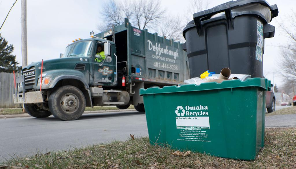Proposed Overhaul Of Omaha S Waste Collection Would Send