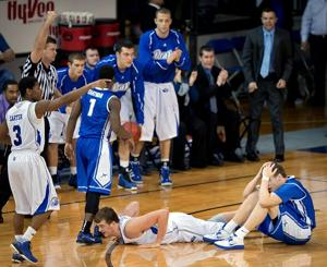 Jays calm in wake of loss to Drake
