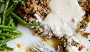 Omaha's best chicken-fried steak