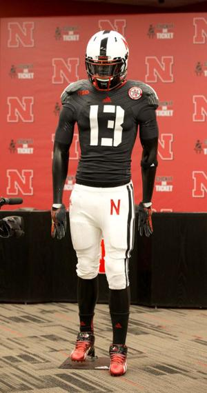 Notes: Husker players looking forward to being men in black Saturday
