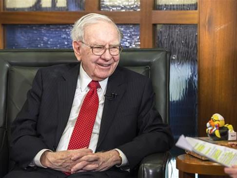 Warren Buffett gives nearly $3 billion in stock to five foundations | Warren Watch | omaha.com