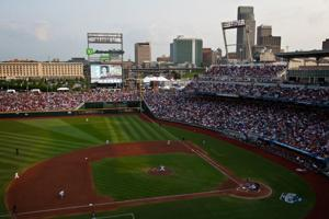 Rivals say Big Ten tournament crowds are better Husker red than dead