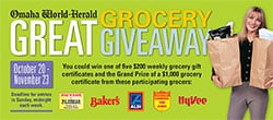 Grocery Giveaway Contest