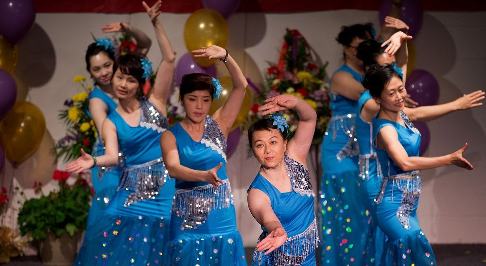 Chinese Nebraskans Celebrate Opening Of New Cultural