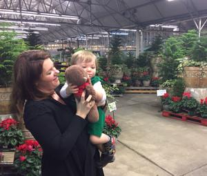 Holiday elves help reunite boy with Curious George toy found near Mulhall's Christmas tree