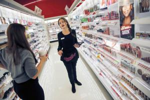 Target strategy embraces shoppers who treat store as 'showroom'