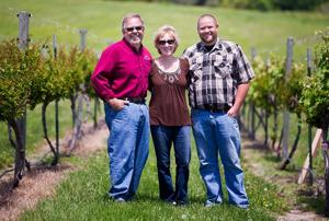 Rebuilding of St. Paul winery another hopeful note for industry in Nebraska, Iowa