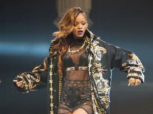 Rihanna a role model? She isn't game