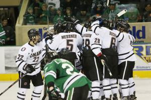 Shatel: Postseason forecasts sunny for UNO hockey, cloudy for three hoops teams