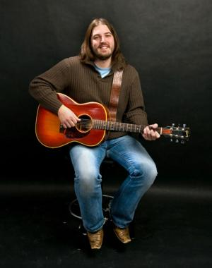 Kickstarter campaign helps local songwriter finish his record