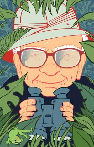 Warren Buffett calls Berkshire's $24 billion gain 'subpar'