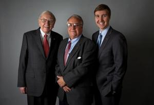 Howard Buffett, son tell story of global hunger through words, photos