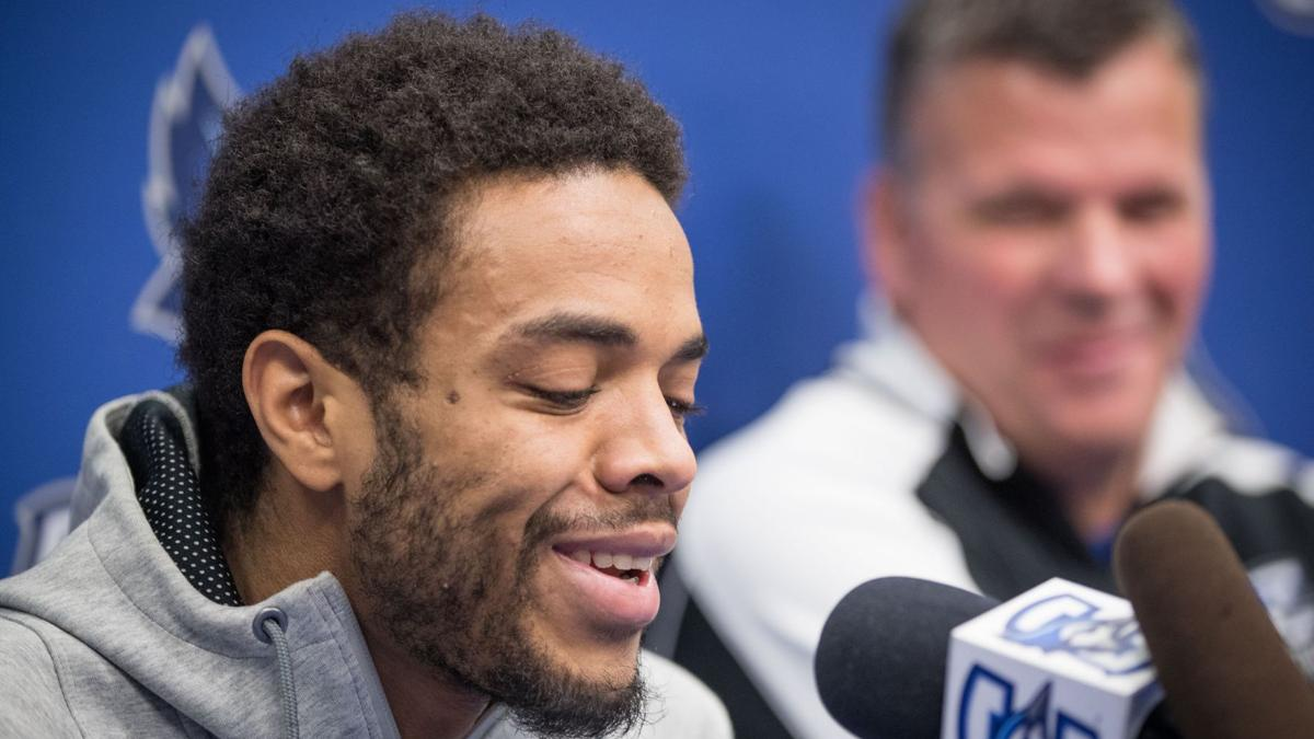 More than Mo: Injured point guard Maurice Watson still believes in Jays, will continue to push his teammates