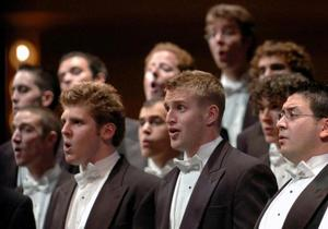 Glee Club performance raises funds for student scholarships