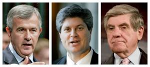 Republicans Johanns, Fortenberry joined Democrat Nelson in voting for fiscal cliff bill