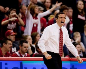 Husker coach Tim Miles gets $250,000 in bonuses