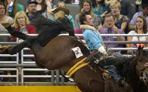 High-stakes rodeo event to air today on RFD-TV
