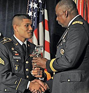 BU grad is 2012 Soldier of the Year
