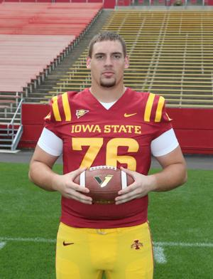 Nice move for Iowa State's Lalk: to guard, to starter