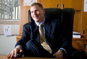 Millard schools chief Jim Sutfin has drive, energy to go the distance