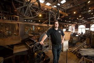 Kregel Windmill Factory visit feels like trip to 1939