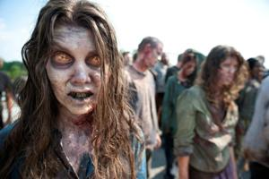 Withering Georgia town gets boost from AMC's 'Walking Dead'