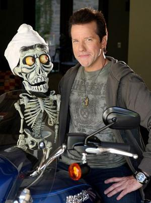 Characters define Jeff Dunham's act